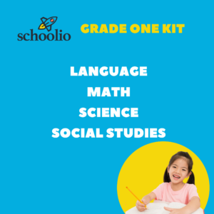 Schoolio homeschooling for canadian curriculum grade 1 all subjects