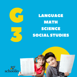 Schoolio homeschooling for canadian curriculum grade 3 all subjects