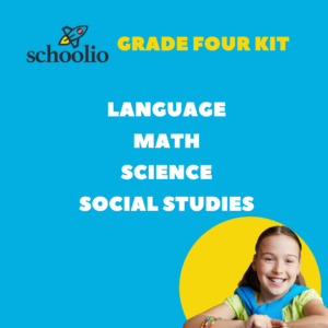 Schoolio homeschooling for canadian curriculum grade 4 all subjects
