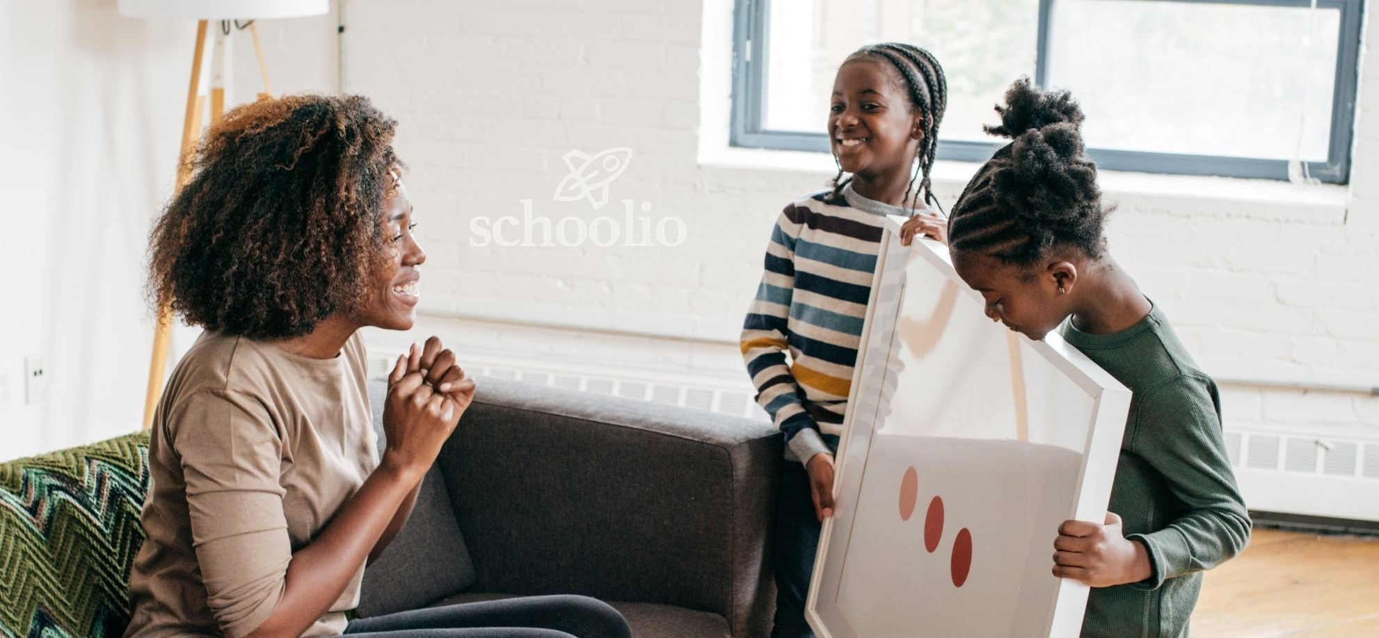 Schoolio homeschooling support for parents