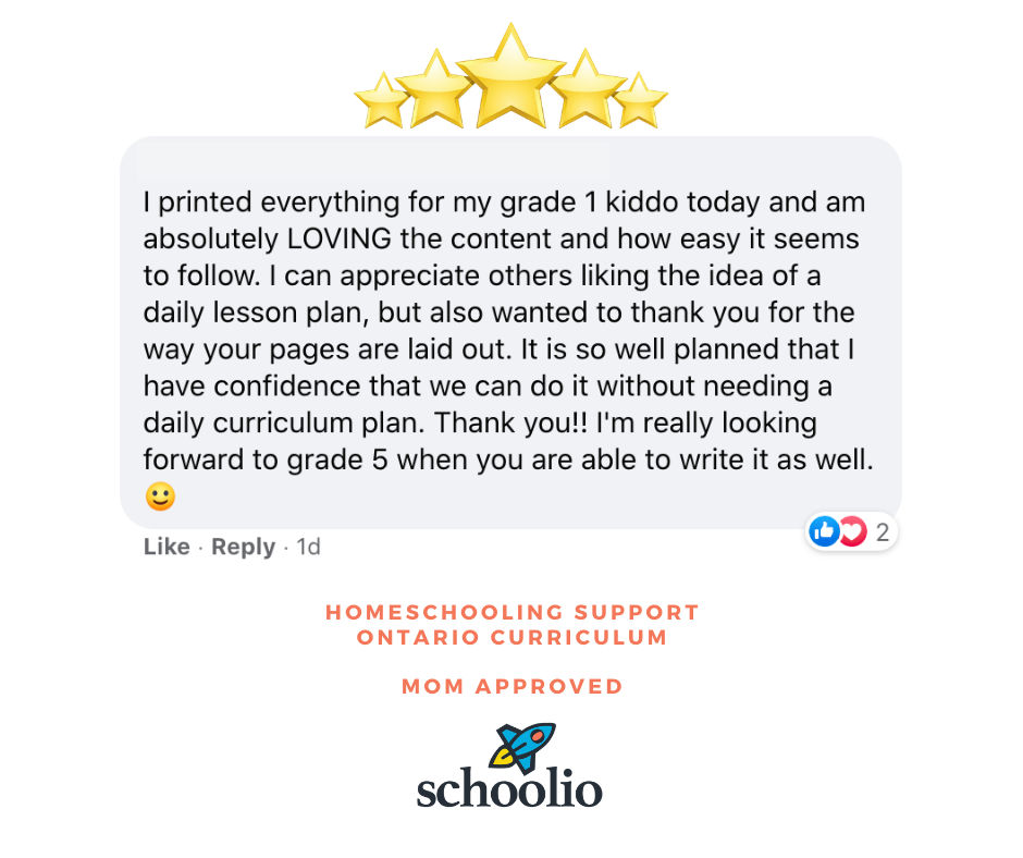 Schoolio review customer testimonial