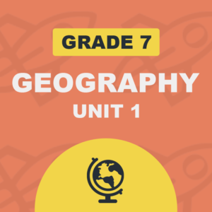 ON 7 GEOGRAPHY UNIT1
