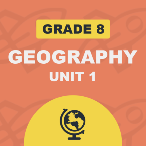 ON 8 GEOGRAPHY UNIT1