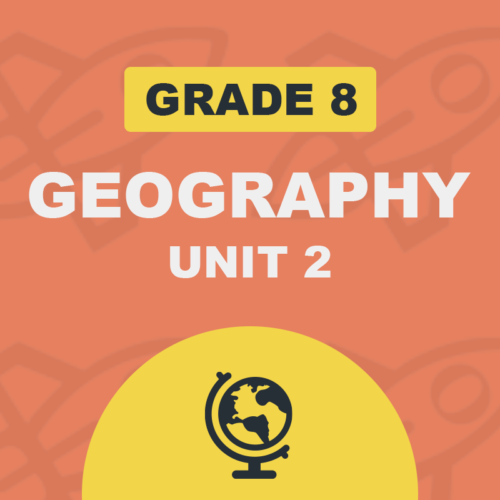 ON 8 GEOGRAPHY UNIT2