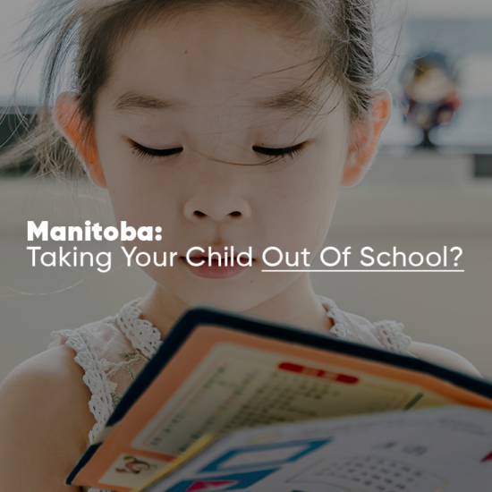 Homeschooling In Manitoba - How To Get Started Guide