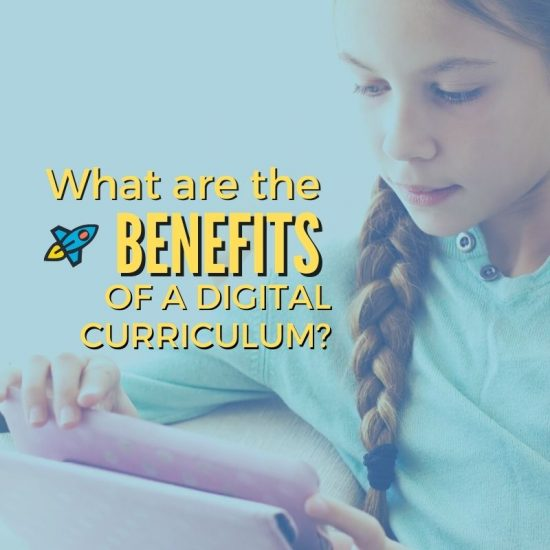 How to Use a Digital Curriculum