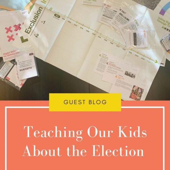 Teaching Our Kids About The Election