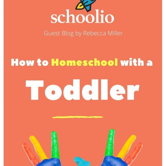 How Do You Homeschool With A Toddler?